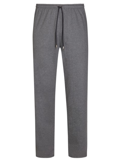 Softe Homewear-Hose in GRAU
