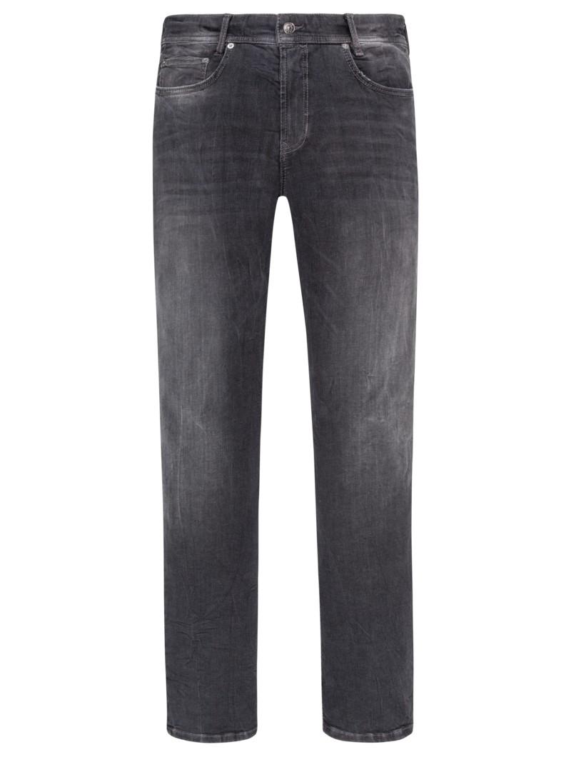 mac bequeme flexx jeans grau hirmer herrenmode. Black Bedroom Furniture Sets. Home Design Ideas