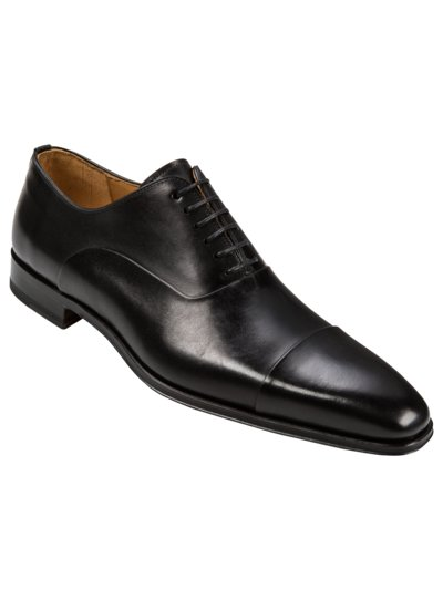 Businessschuh, Oxford in SCHWARZ