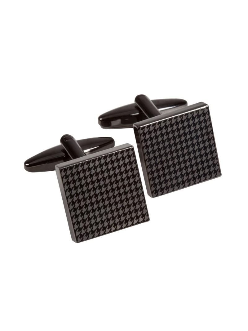 manschettenkn pfe schwarz von lindenmann eckerle herrenmoden. Black Bedroom Furniture Sets. Home Design Ideas