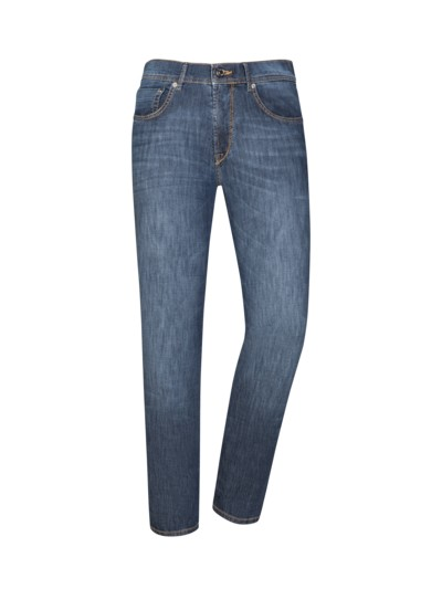 Jeans, Jack, Lightdenim-Regular Fit in BLAU