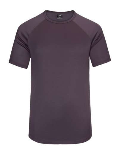 Lightweight functional shirt, half sleeve v ANTHRACITE