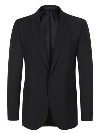 Top-quality sport coat v BLACK