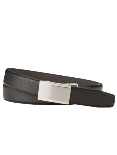 Belt with clip buckle v BLACK