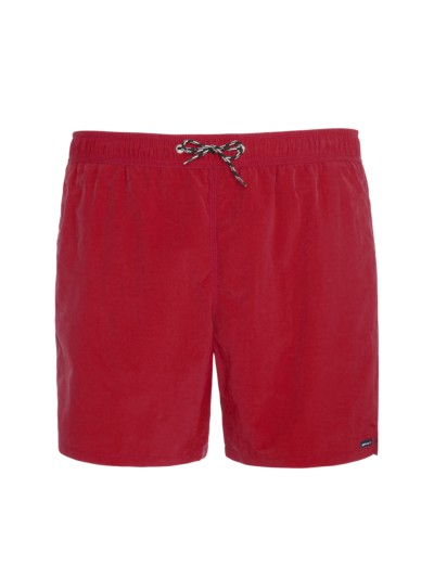 Nylon swim shorts v RED