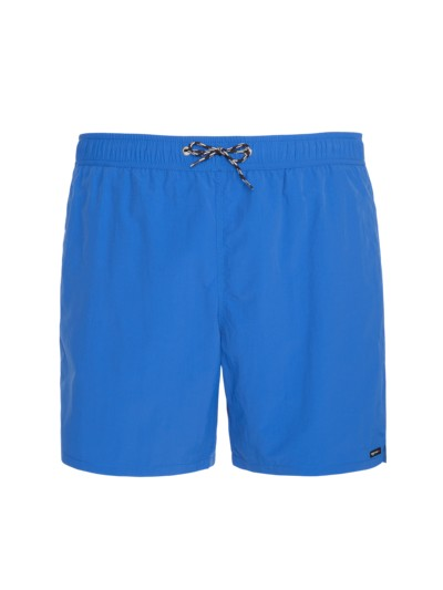 Nylon-Badeshorts in BLAU