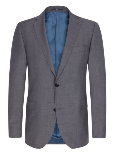Luxurious sport coat (mix & match suit separates) v GREY