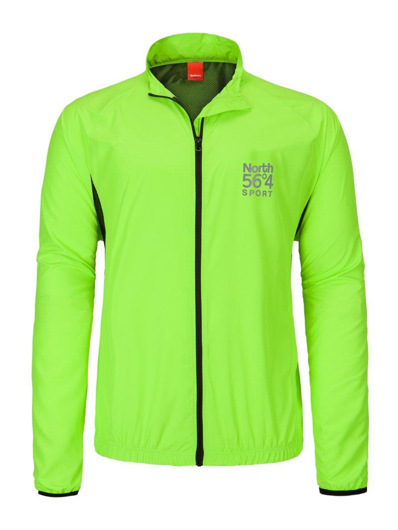 low priced 8991f 55c7b North 56°4 - Ultraleichte Fahrrad-Windjacke, grün