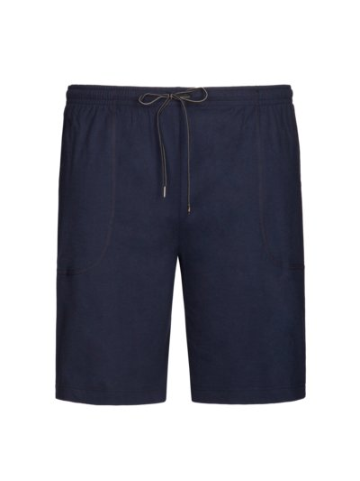 Soft shorts with two side pockets v MARINE