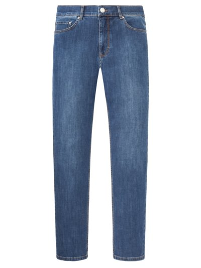 Jeans with stretch aspect, Cooper denim v LIGHT BLUE