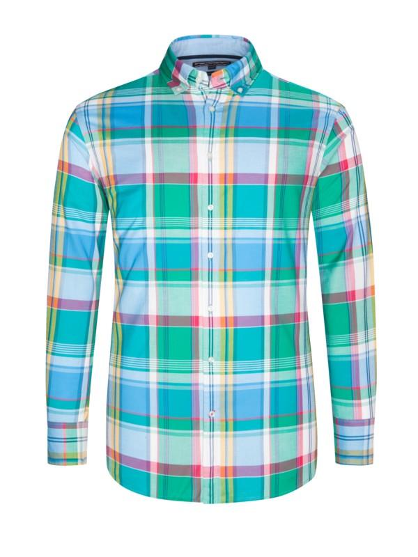 9c7a5fff9bc Tommy Hilfiger Károvaná košile