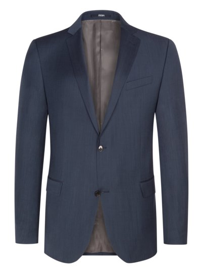 Joop! Understated two-button sport coat BLUE in plus size