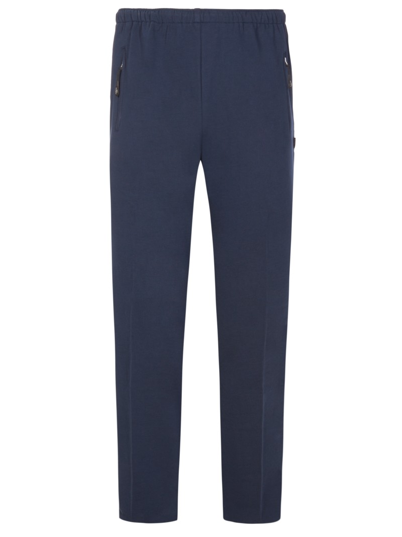 Authentic Klein Jersey pants MARINE in plus size