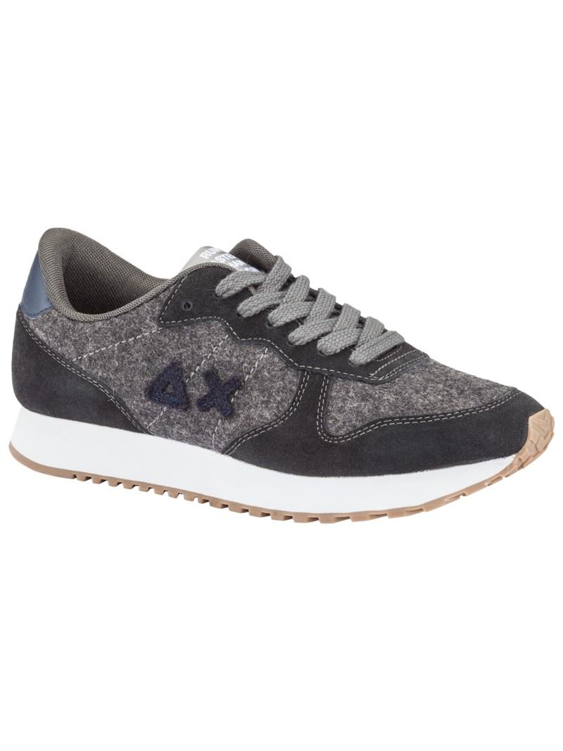 Modische Sneaker in grau einfach kaufen!