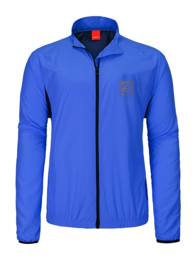 Ultra lightweight cycling windbreaker v ROYAL
