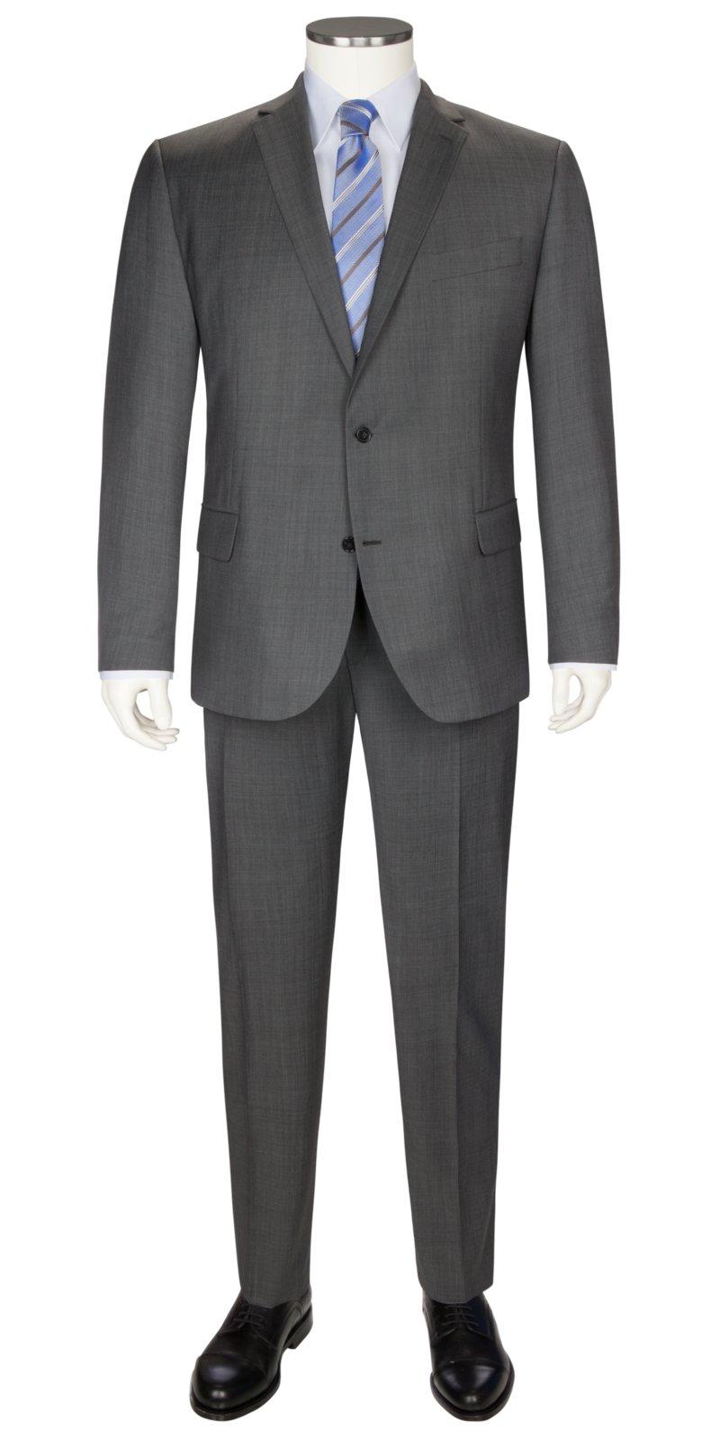 best quality amazing price online retailer Pierre Cardin Baukasten-Anzug im Schurwollmix grau 110 ...