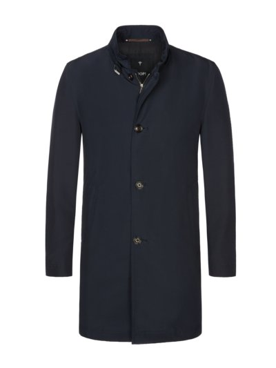 Coat, wind- and water repellent v BLUE