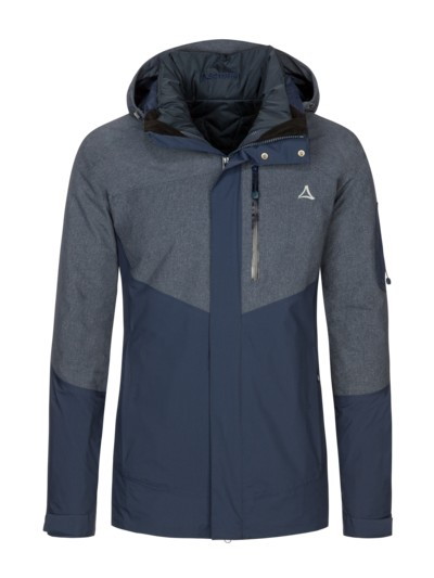 3in1 Trekkingjacke, Keylong in BLAU