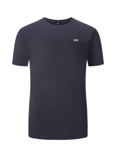 100% cotton T-shirt v MARINE