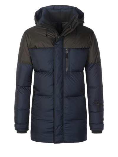 Chief-D ski jacket, parka v BLUE