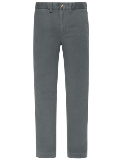 Stretch chinos v GREY