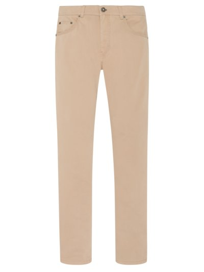 Jeans mit Stretchanteil, Cooper Fancy in BEIGE
