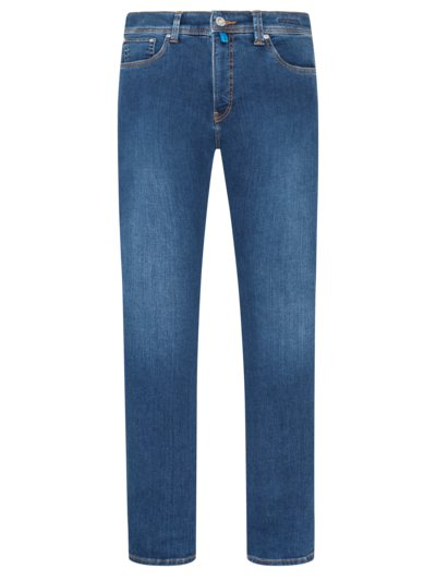 Bequeme Denim-Jeans, Future Flex in BLAU