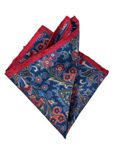 Pocket kerchief v BLUE