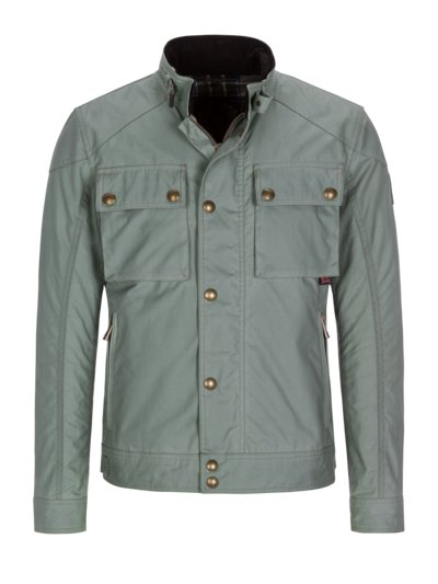 Casual jacket in a vintage look, Racemaster v MINT