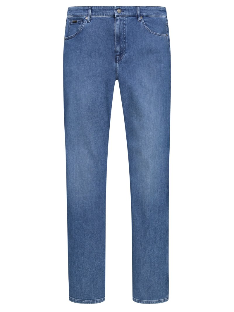 Boss Jeans with stretch content LIGHT BLUE in plus size