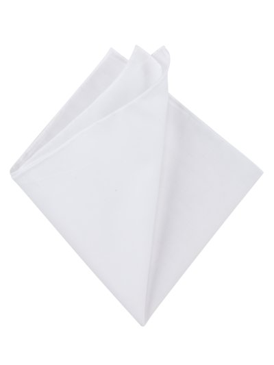 Pocket kerchief v WHITE