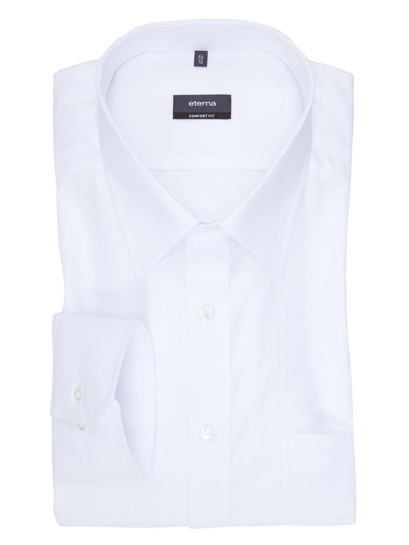 Eterna Koszula – WERSJA BARDZO DŁUGA biały – Moda męska w  Gsenc