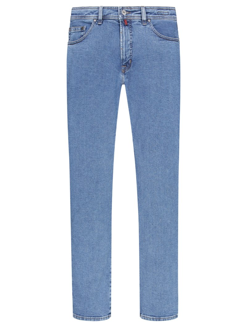 Pierre Cardin Five-Pocket-Jeans BLAU in Übergröße