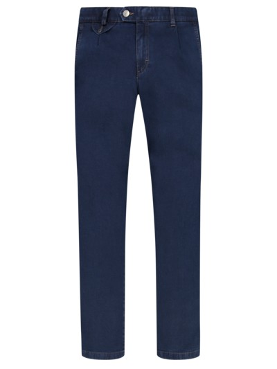 Low rise jeans v DARK BLUE