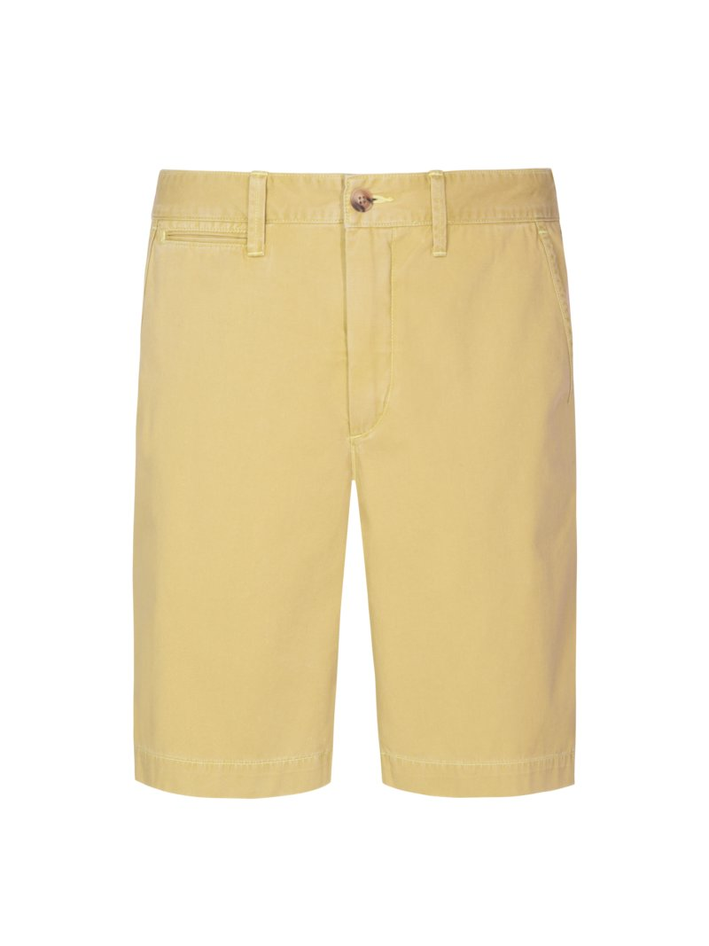 Polo Ralph Lauren Bermuda in Chino-Form GRUEN in Übergröße