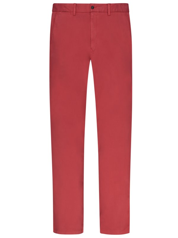 tommy hilfiger red chinos