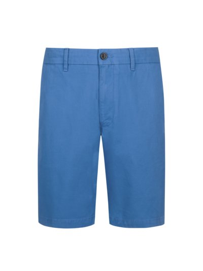 100% cotton shorts v BLUE