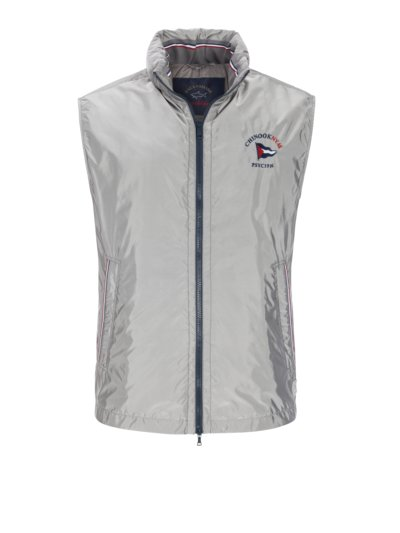 Stylish vest v GREY