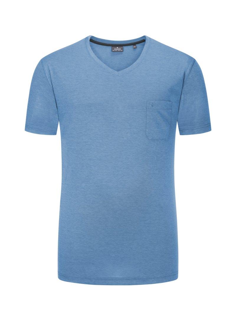 Ragman brauner Troyer Pullover Übergröße, XL Größe:2XL