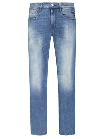 Anbass Hyper Flex jeans with stretch content v LIGHT BLUE