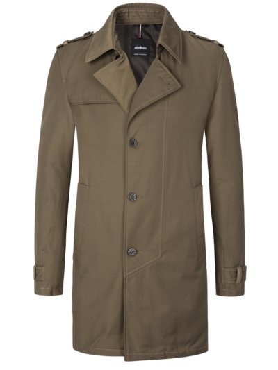 Modischer Trenchcoat in SCHILF
