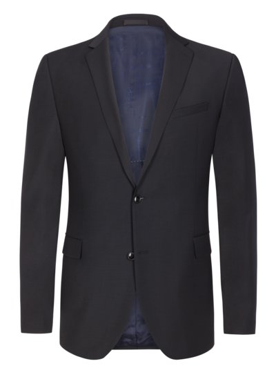 Suit separates blazer with stretch content, Rick v BLACK