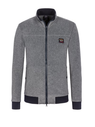 Fleece jacket v GREY