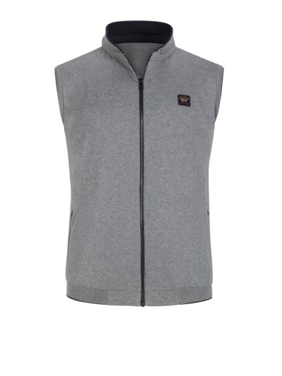 Reversible gilet with Primaloft lining v GREY
