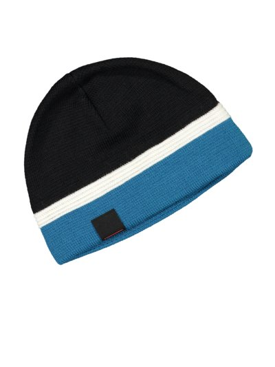 Fire & Ice knitted hat with fleece lining v ROYAL