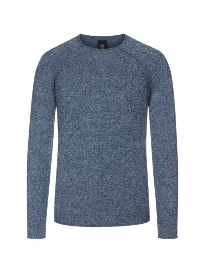 Stylish sweater v BLUE