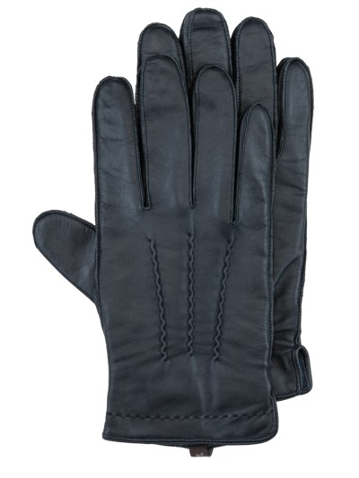 Premium quality leather gloves v MARINE