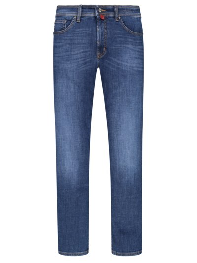 Modische Denim-Jeans in BLAU