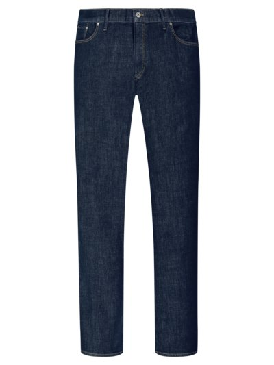 Denim jeans in Hi-Flex quality v DARK BLUE
