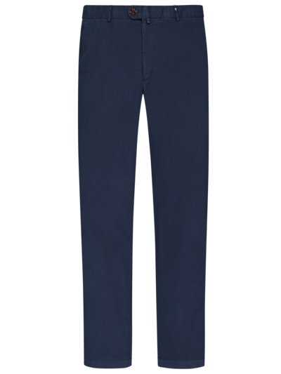 Chinos with stretch content v NAVY